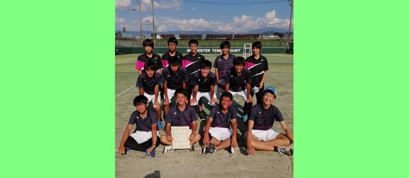 ソフトテニス 連盟 県 長野